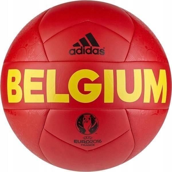 Piłka nożna ADIDAS BELGIA EURO 2016 MESSI AC5453