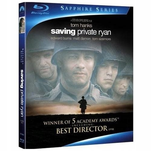 BLU-RAY Movie - Saving Private Ryan Dir. Steven Sp