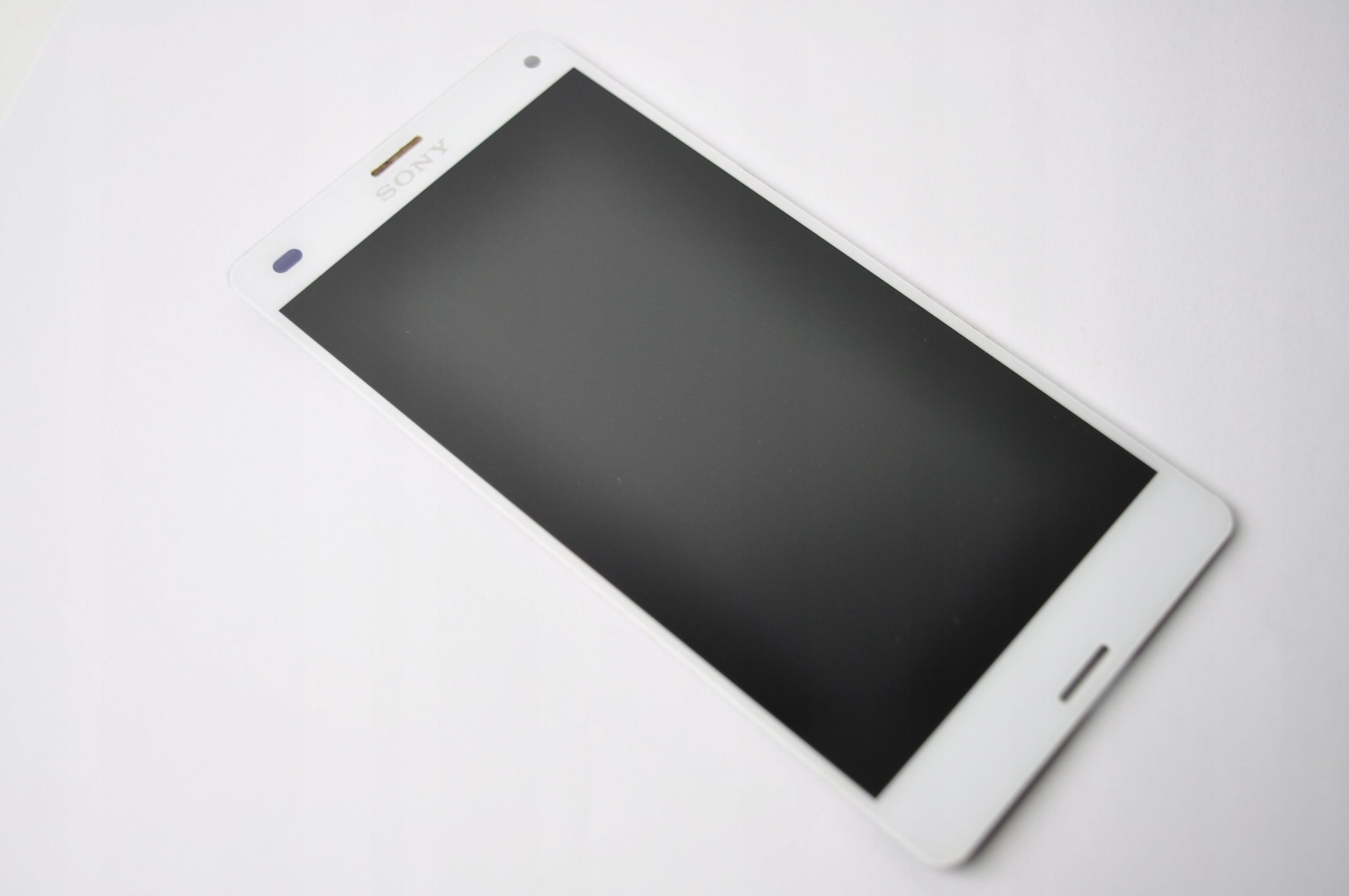 #23 Wyświetlacz ekran do Sony Xperia Z3 Comp D5803