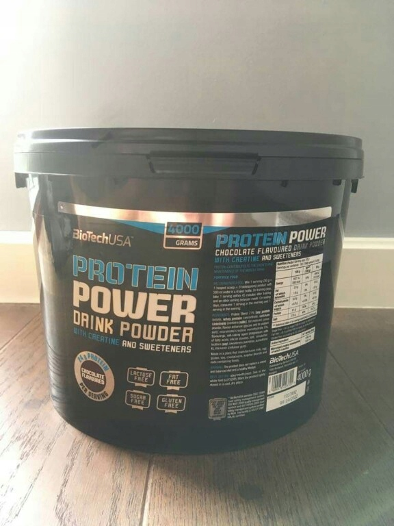Biotech USA Protein Power 4000g