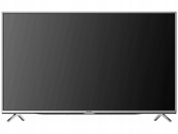 Telewizor SHARP 49UI8872E UHD SmartTV uszkodzony