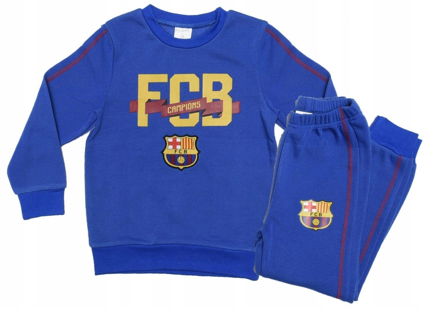 Dres FC Barcelona : Rozmiar: - 140