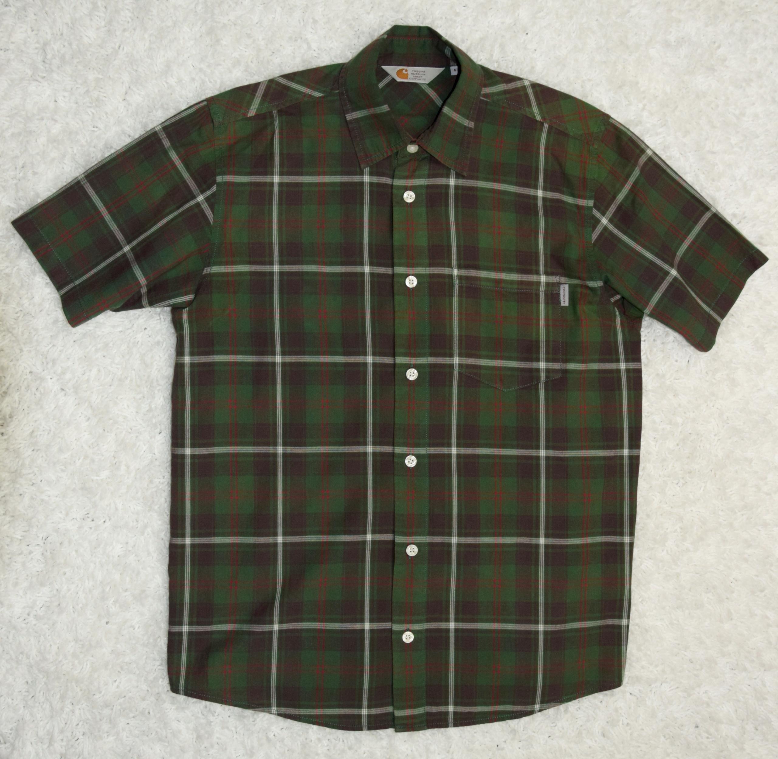 CARHARTT koszula męska - M / L kratka