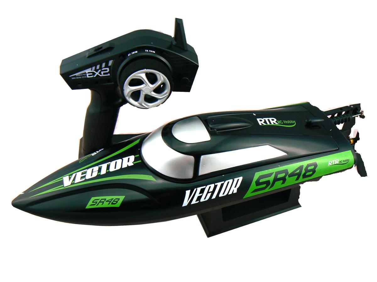 Volantex RC Vector SR48 797-3 RTR 44cm bezszczotka