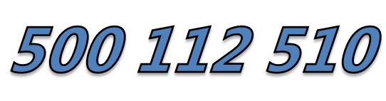 500 112 510 STARTER ORANGE ŁATWY ZŁOTY NUMER