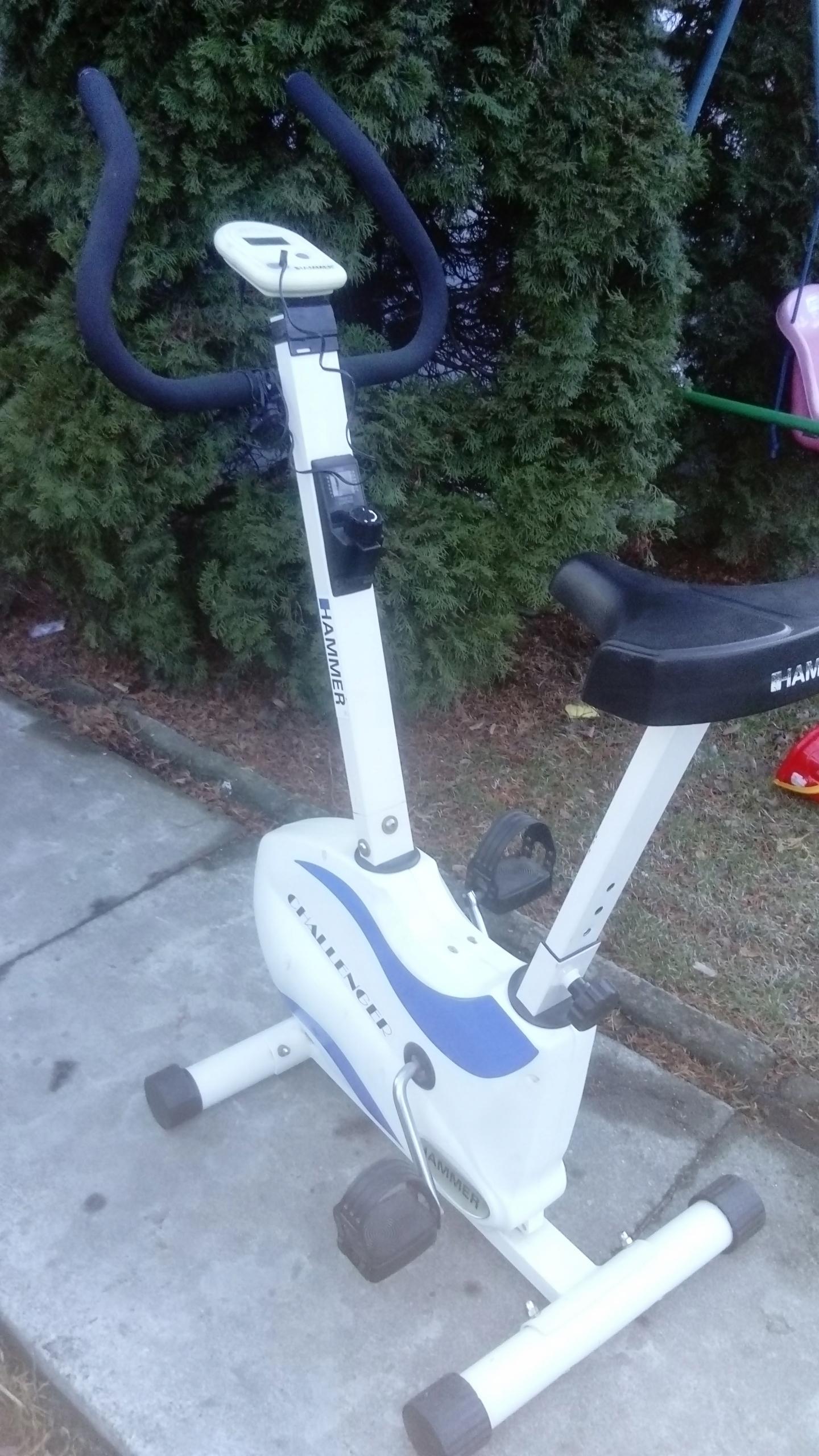 Rower treningowy Hammer - Sprawny dobra cena