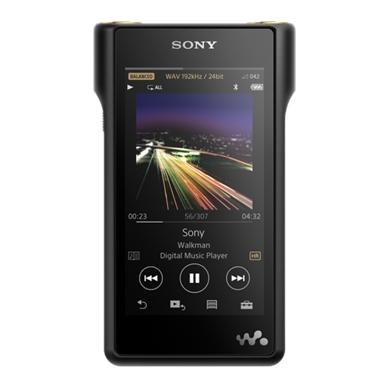 Odtwarzacz plików Sony NW-WM1AB 128GB hires