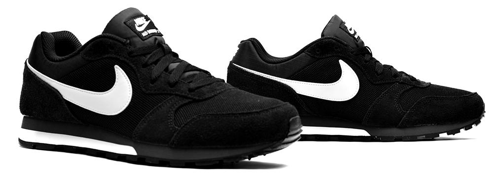 szczegółowe obrazy tanie jak barszcz nowy koncept Buty Męskie Nike Md Runner 2 749794 010 r.45,5 - 7845162989 ...
