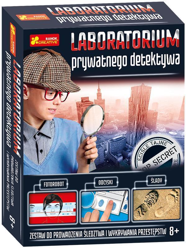 LABORATORIUM PRYWATNEGO DETEKTYWA, RANOK-CREATIVE