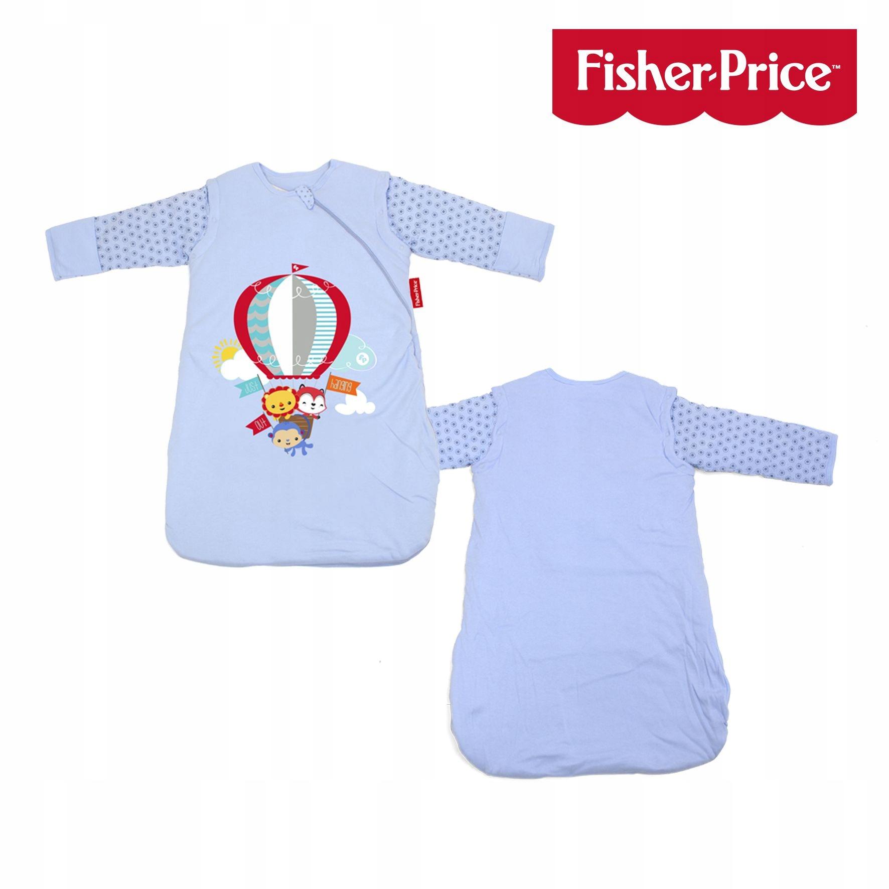 Śpiworek z rękawami Fisher Price Arditex