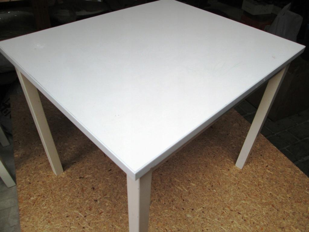 Stolik Krzesło Dla Dziecka Ikea Biały Białe Kraków