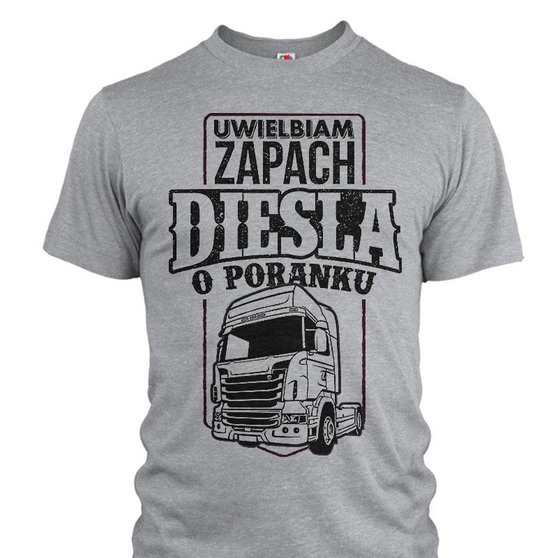 koszulka KIEROWCY TIRa DIESLA Prezent dla TATY M