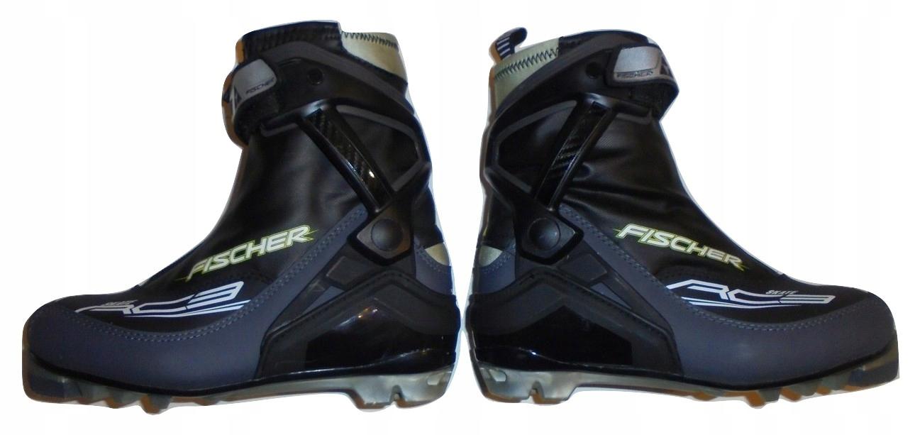 Buty biegowe FISCHER RC3 SKATE roz 38 profil NNN