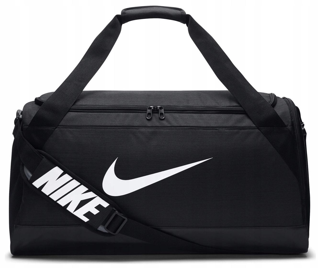 Torba sportowa Brasilia Duffel M 62 L Nike
