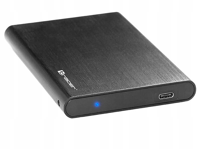 """Obudowa HDD TRACER USB 3.1 Type-C HDD 2.5"""""""
