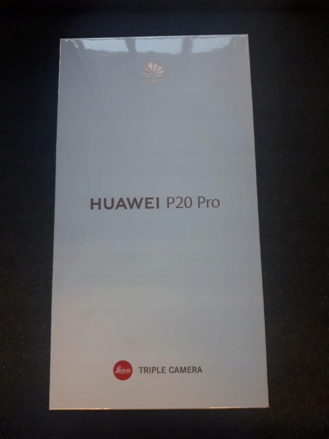 HUAWEI P20 PRO FIOLETOWY