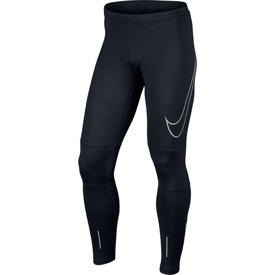 Spodnie Męskie do biegania Nike Running czarn S