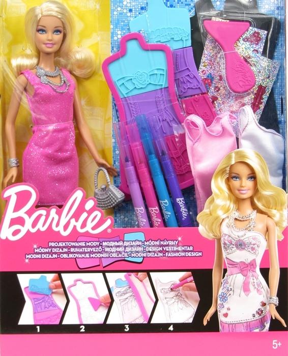 Barbie Studio projektowe- Mattel X7892 -NOWE