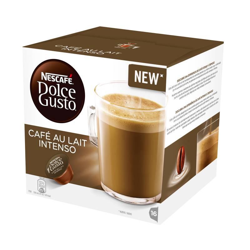 Kawa Nescafe Dolce Gusto Cafe au Lait INTENSO NOW