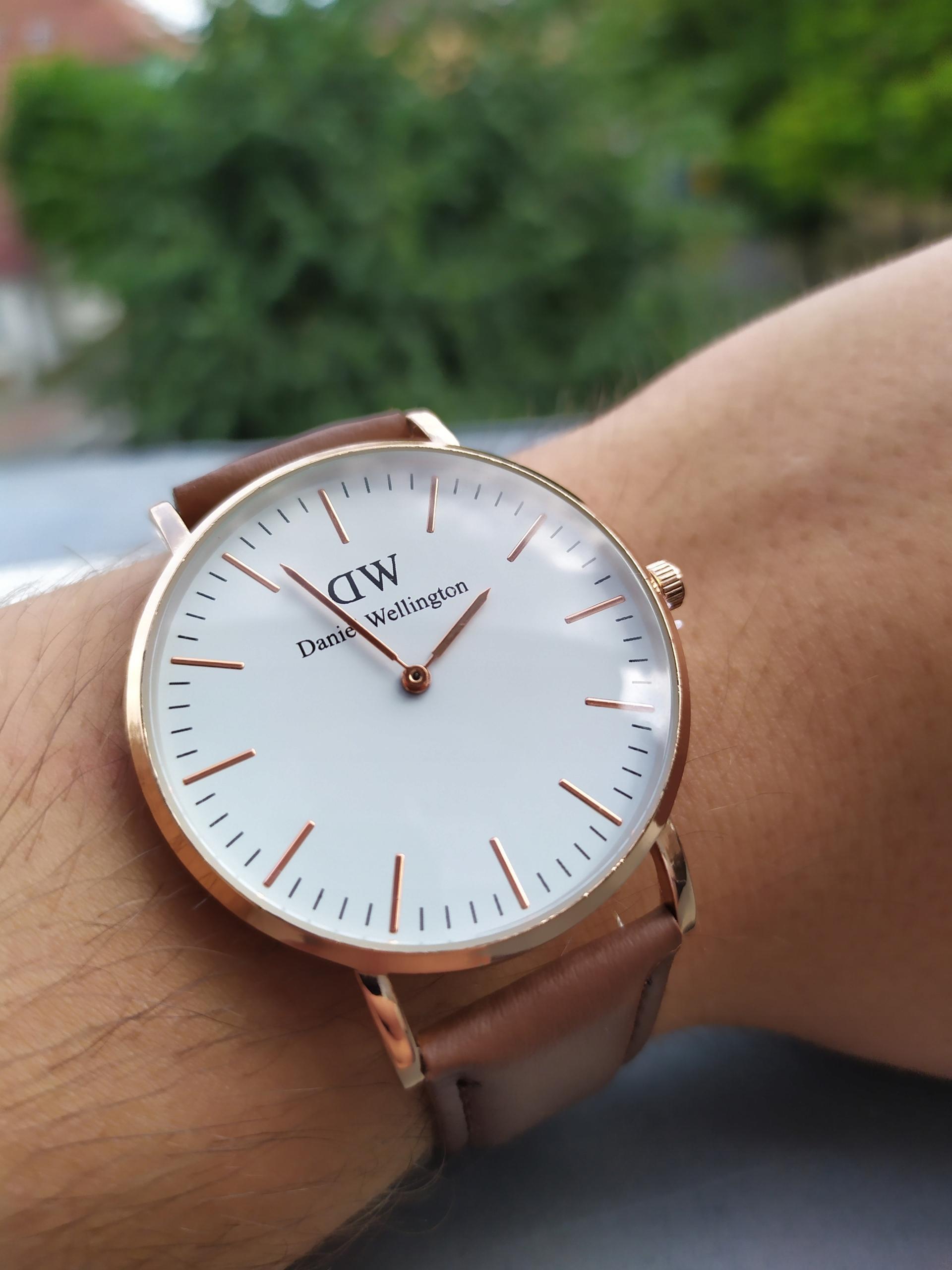 Zegarek DANIEL WELLINGTON 40MM