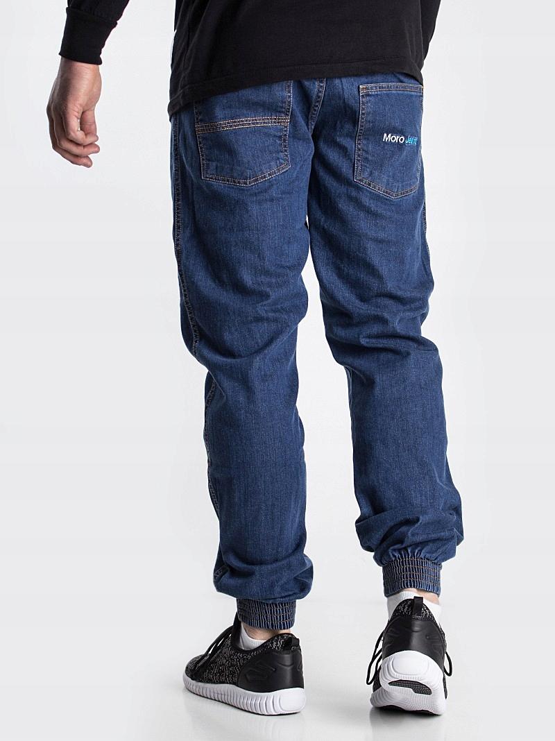 9afe21bc Spodnie Joggery Moro Sport Jeans Jogger Gym Mid XL - 7791785846 ...