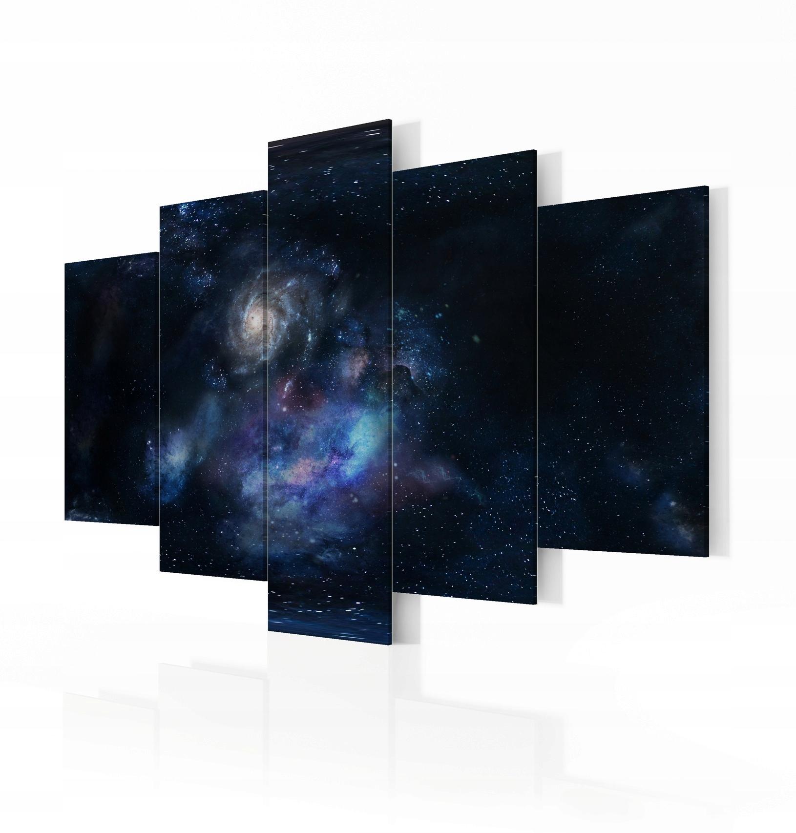 Obraz Na ścianę Kosmos Duży Rozmiar Bez Folii 7771550664