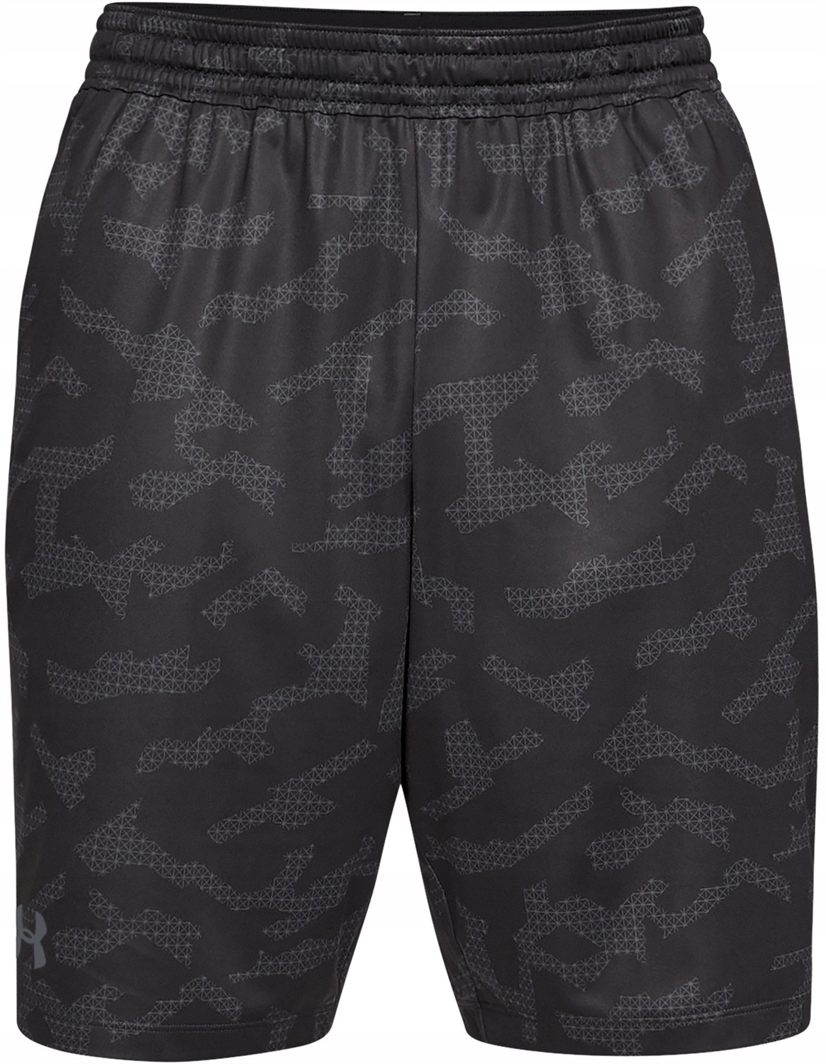 Spodenki Under Armour MK1 Shorts Printed Grey # L
