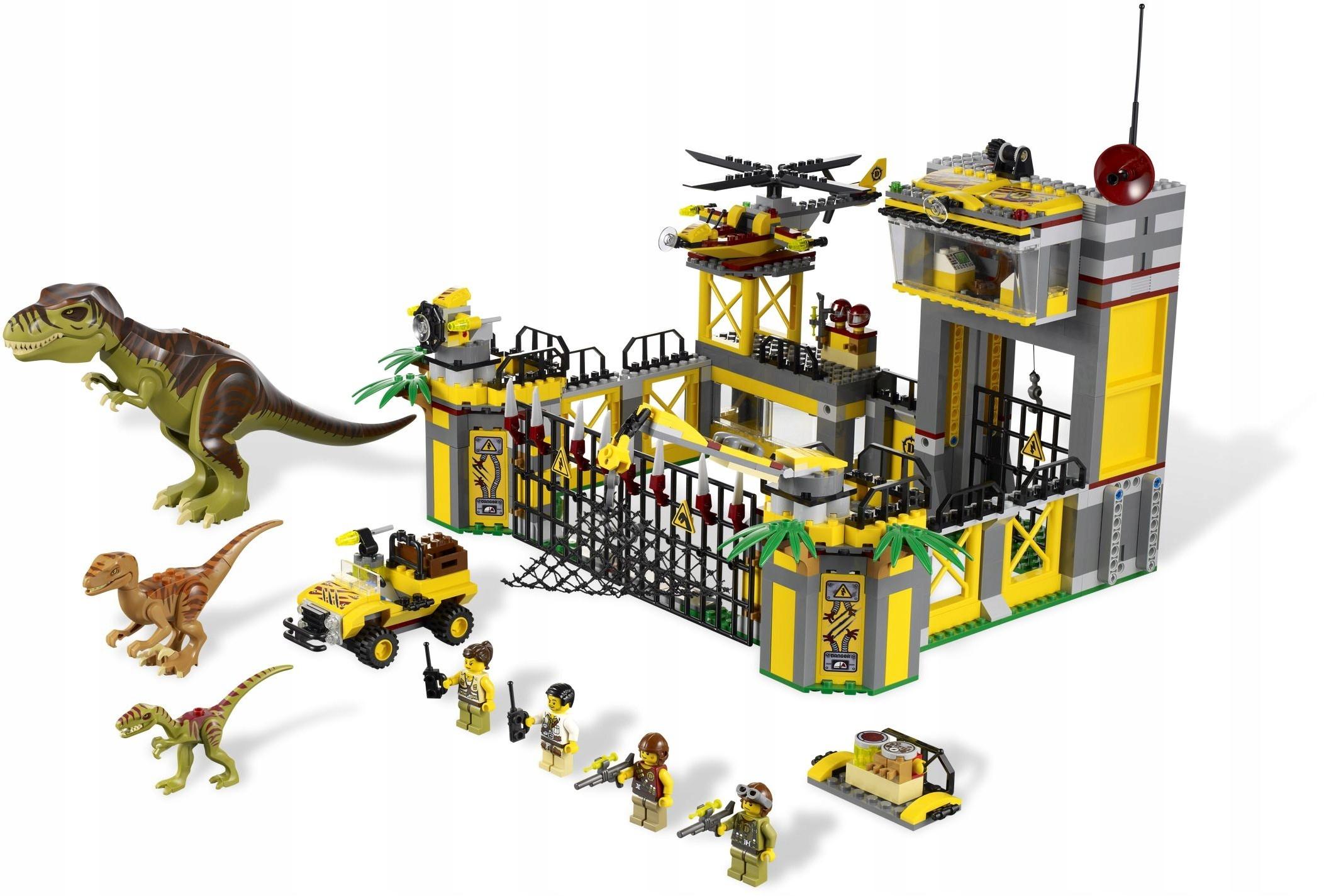LEGO DINO 5887 Defense HQ
