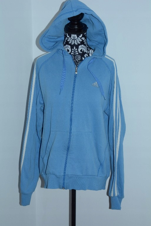 Adidas Originals niebieska bluza męska VD1545 M