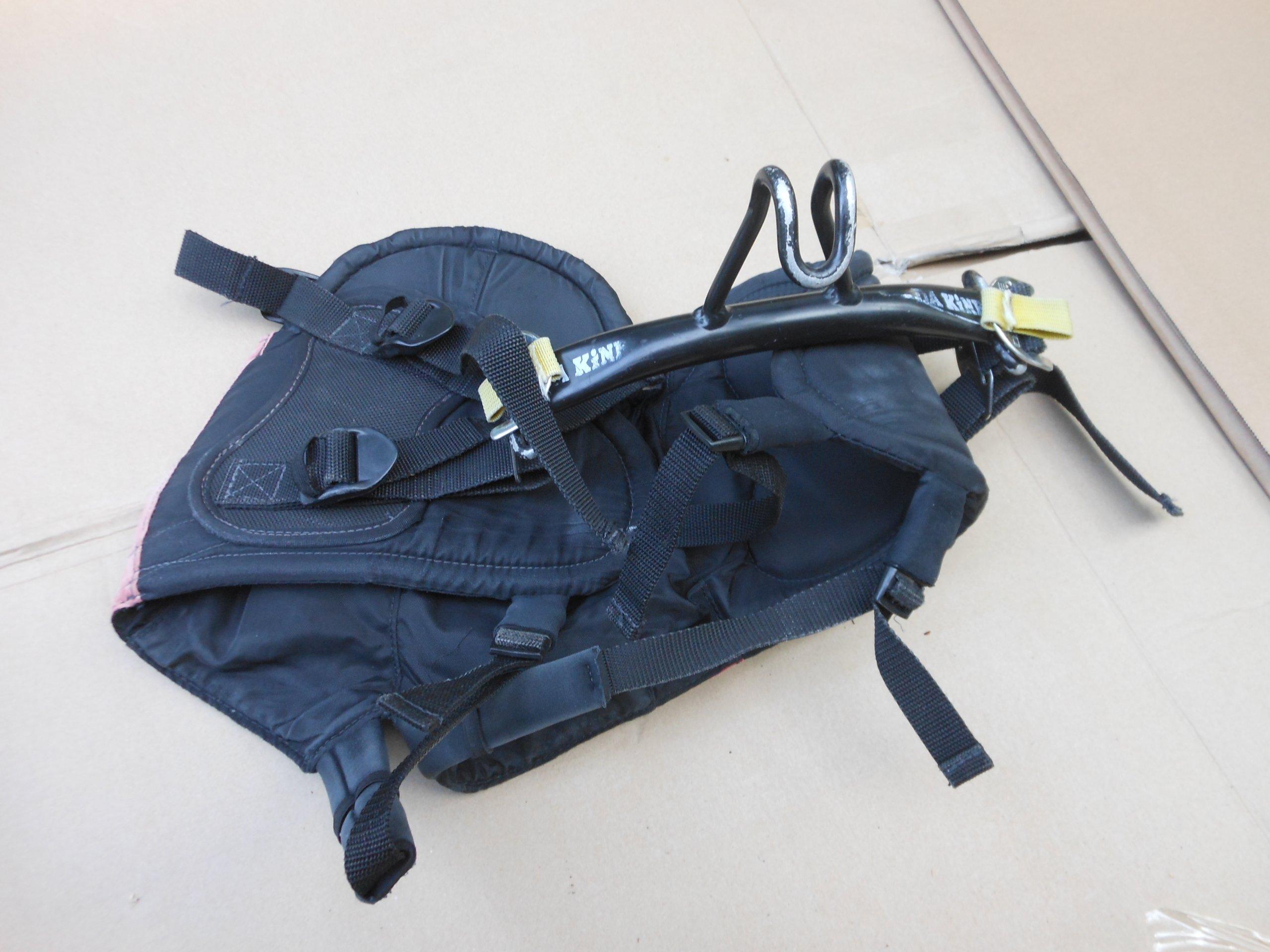 Pas trapezowy DAKINE windsurfing rozmiar M