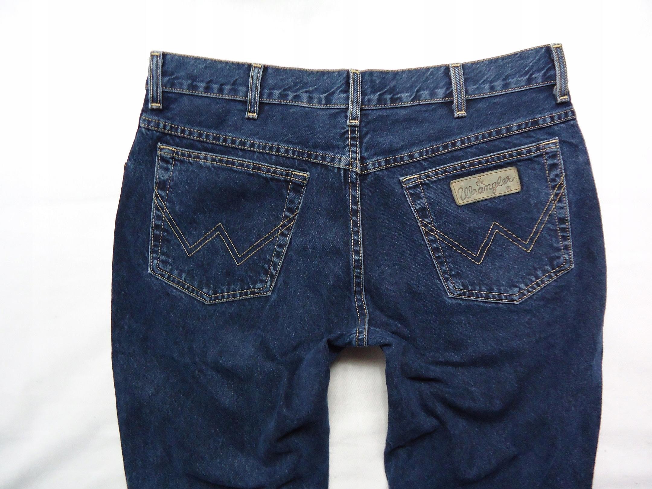 Spodnie WRANGLER TEXAS W36 L30 36/30
