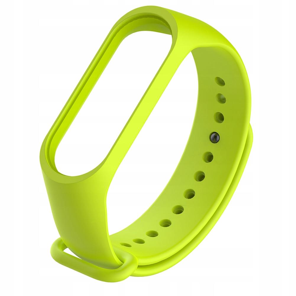 Silikonowy pasek zegarka Smart Lime