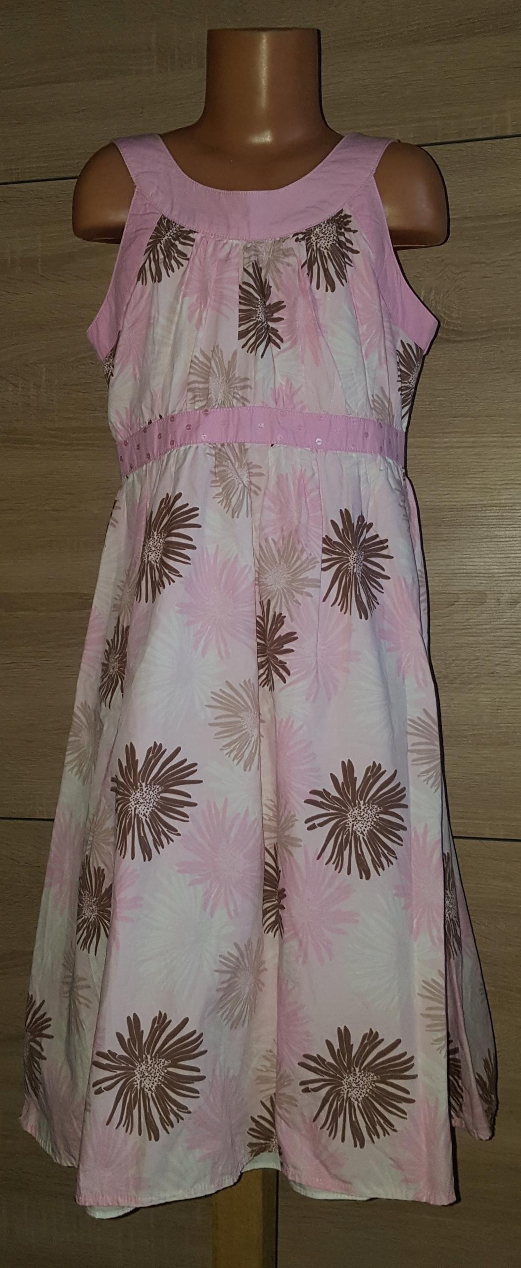 Sukienka dziewczęca na 11 lat 146 cm.