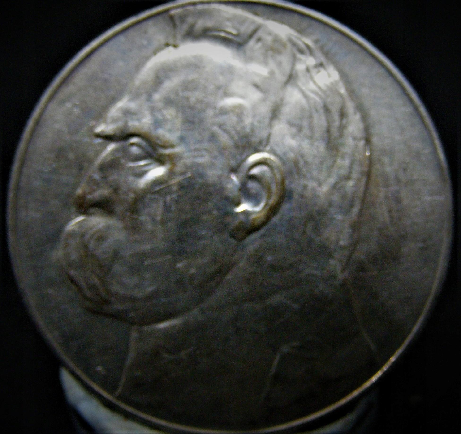 10 Zł 1937 Piłsudski BCM