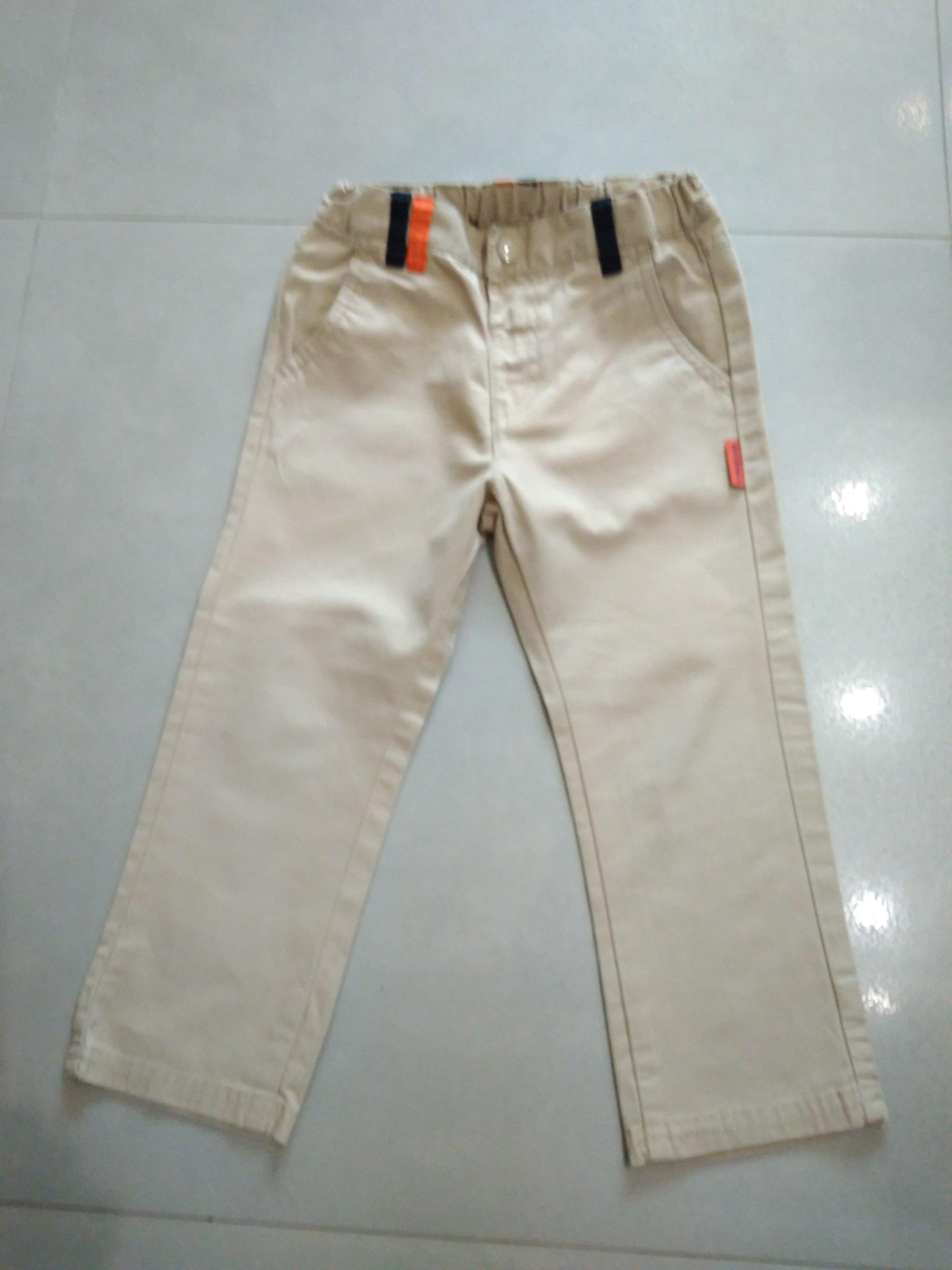 7a92f650b1993 Spodnie COCCODRILLO chłopiec rozm 98 - 7123591494 - oficjalne archiwum  allegro
