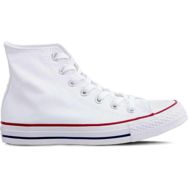 Białe Tekstylne Buty Trampki Converse r.40 7686193262