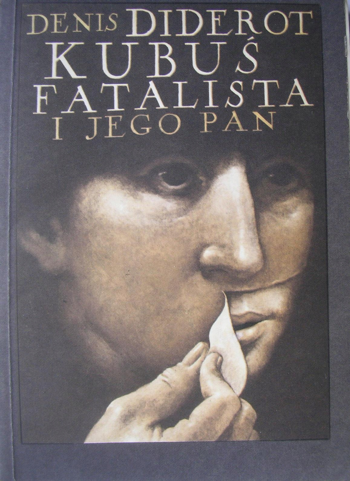 Kubuś fatalista i jego pan - Denis Diderot DB
