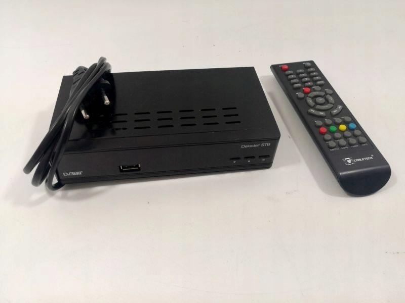 DEKODER DVB-T STB HD N6