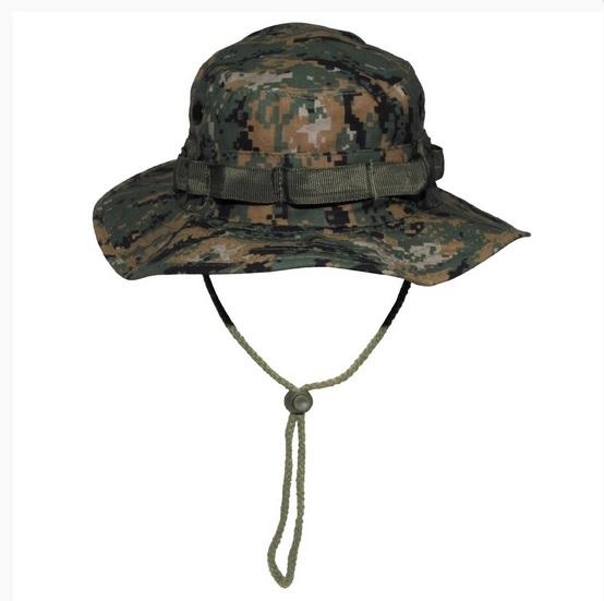 KAPELUSZ US GI Bush Hat DIGITAL US Grip camo XL