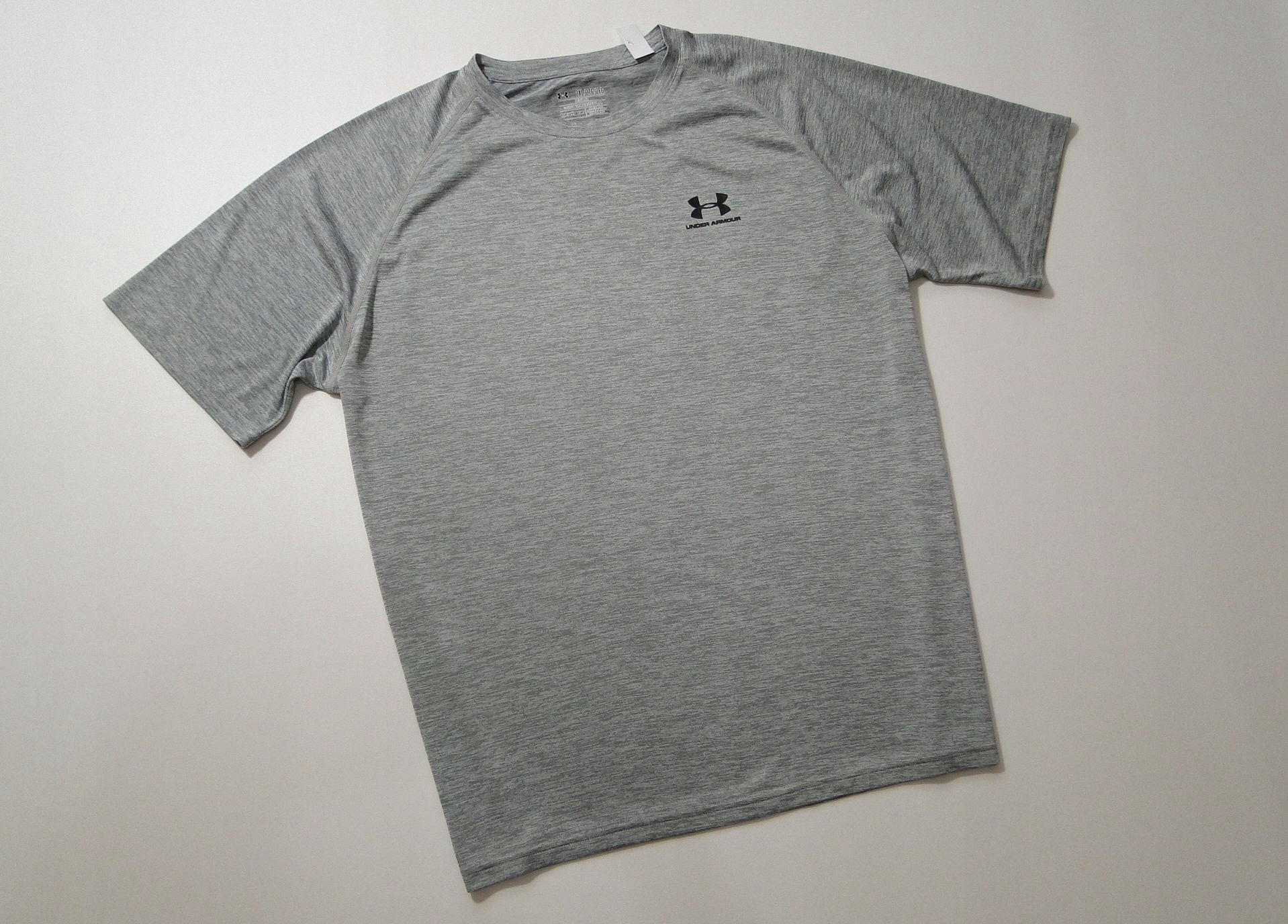 Koszulka Under Armour Heat Gear Silver Edition XXL