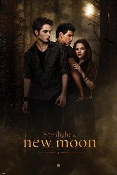 Twilight - New Moon - plakat 61x91,5 cm