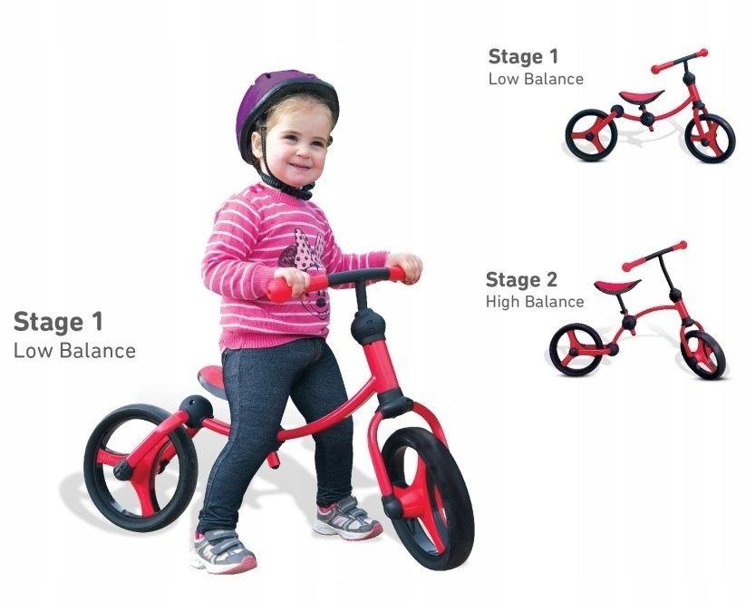 ND19_STB1050100 Rowerek biegowy Smart Trike - cze