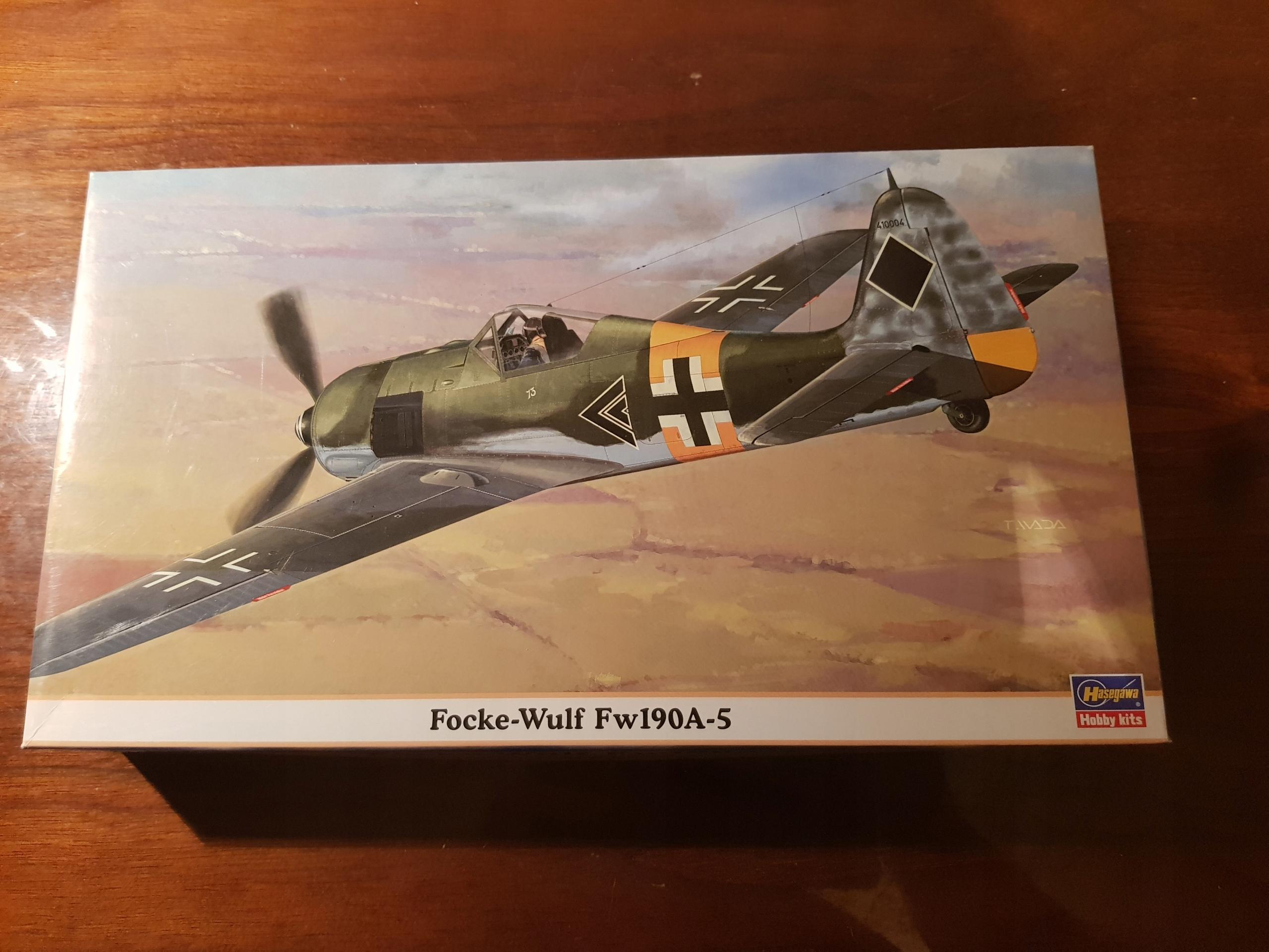 Focke Wulf Fw - 190 A - 5