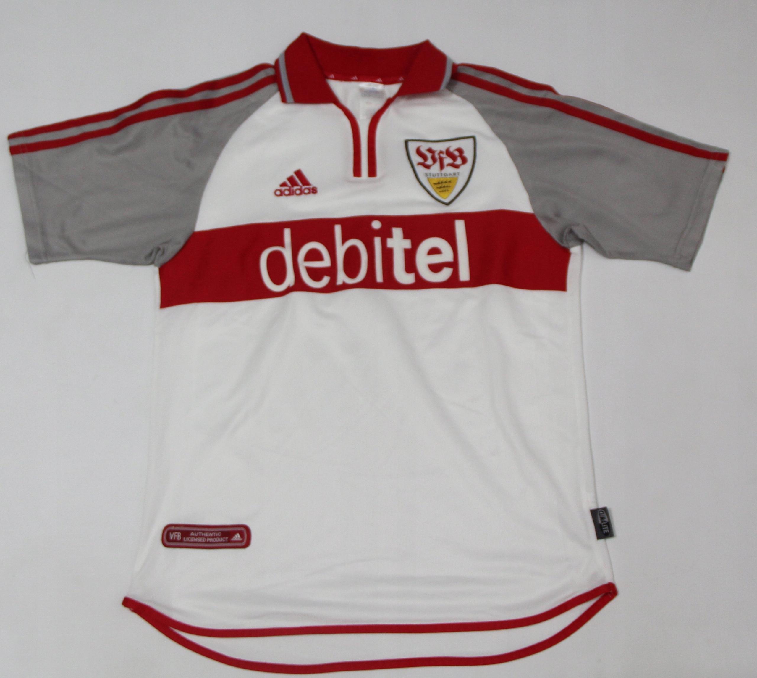 Koszulka Adidas VFB STUTTGARD Debitel