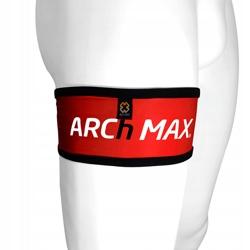 ARCH MAX pas biegowy na udo QUADBELT czerwony L