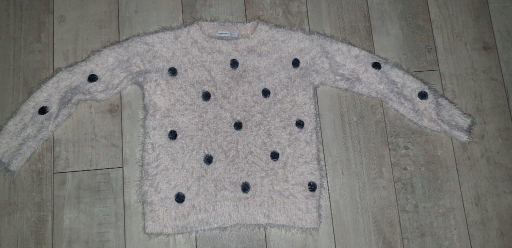 sweterek wlochacz Reserved 122