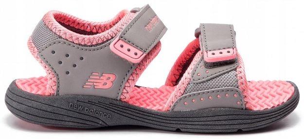 New Balance Sandały dziecięce K2004PKG 32,5