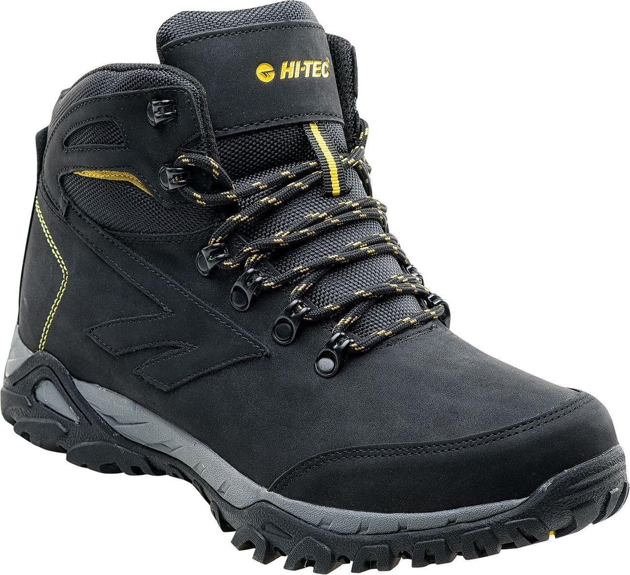 91d756b2 Hi-tec Buty męskie trekkingowe wysokie Nedin Mid b - 7718847538 ...