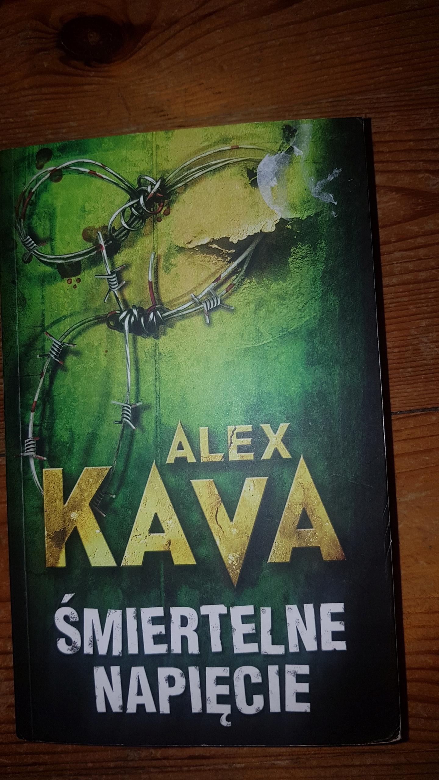 Alex Kava Śmiertelne napięcie