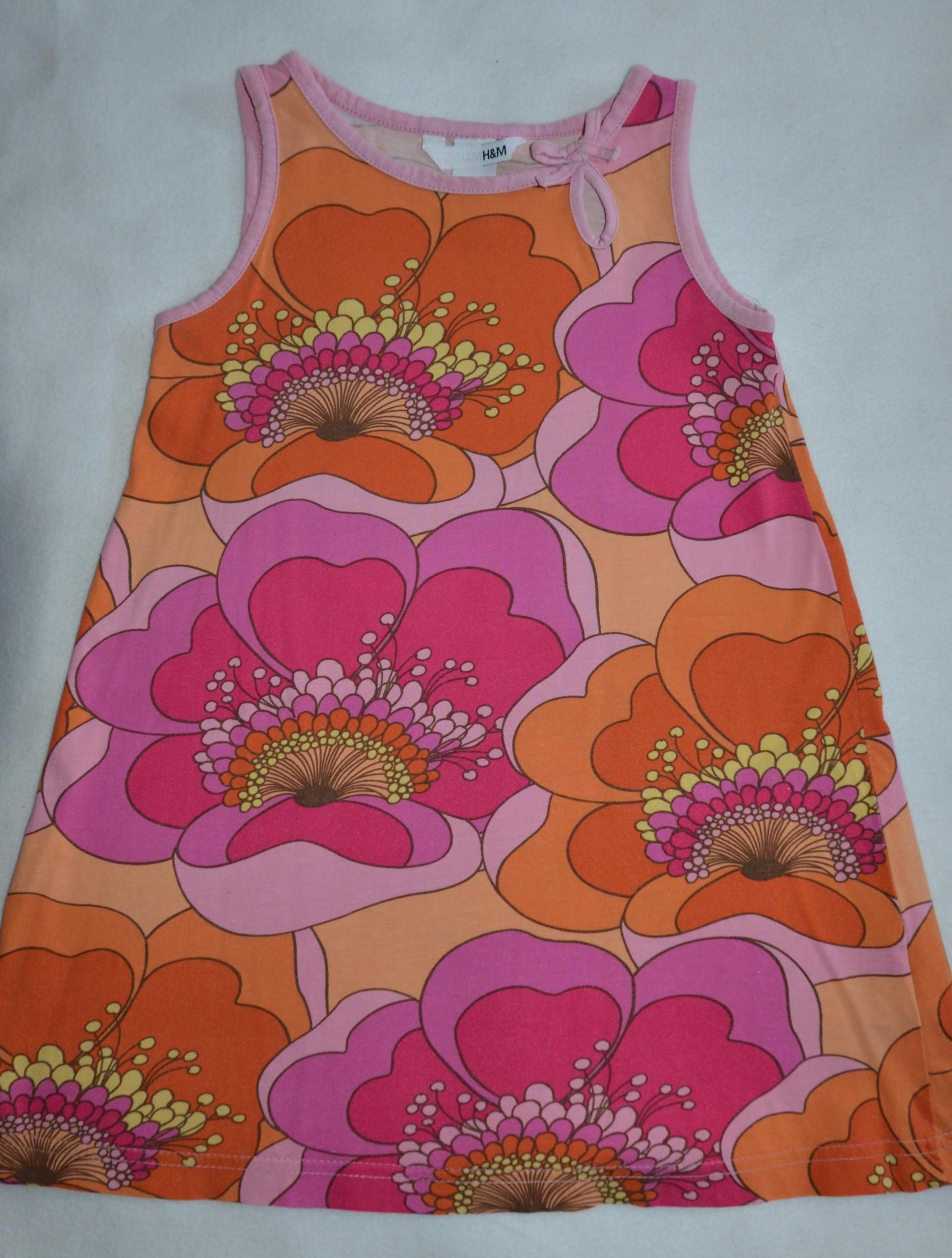 Sukienka na lato H&M r.98